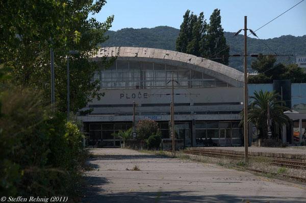 Empfangsgebäude Ploce