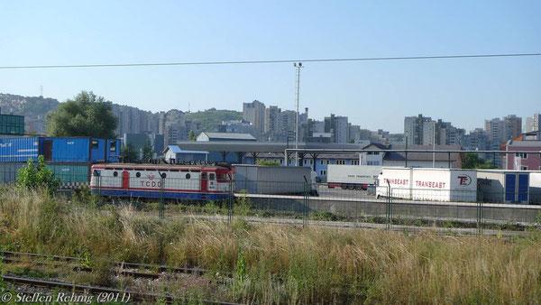 E 523 15 in Sarajevo (18. Juli 2011)