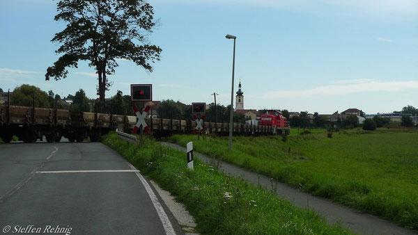 hinter Volkersdorf (7. September 2010)