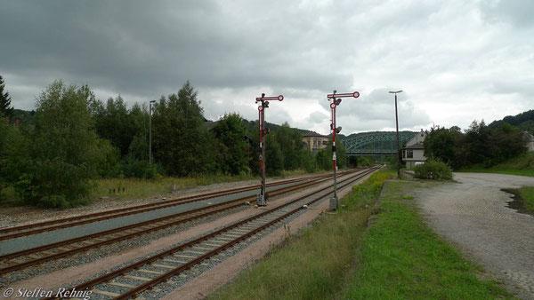 Blick in Richtung Tannendorfbrücke (September 2010)