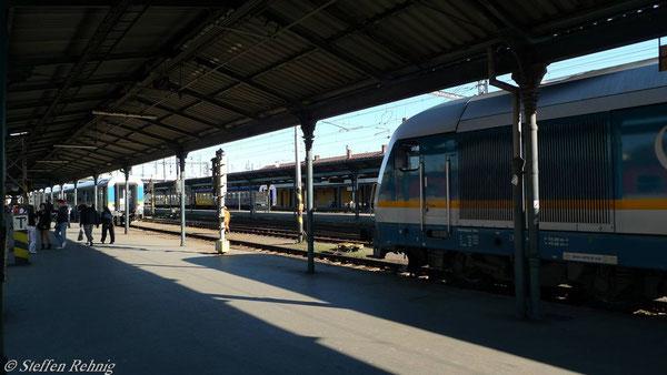 Die neue Zuglok bis Nürnberg