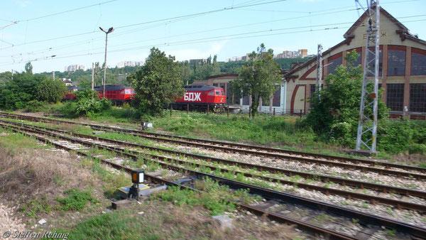 Depot Gorna Orhjahovica (Juni 2007)