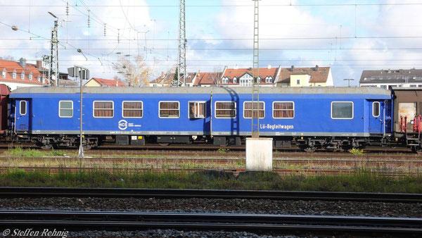 Profilmesswagen für Lü-Transporte, Bamberg (November 2008)