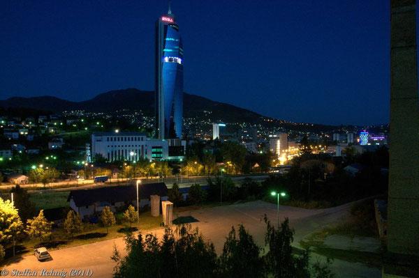 Sarajevo Laku nocy