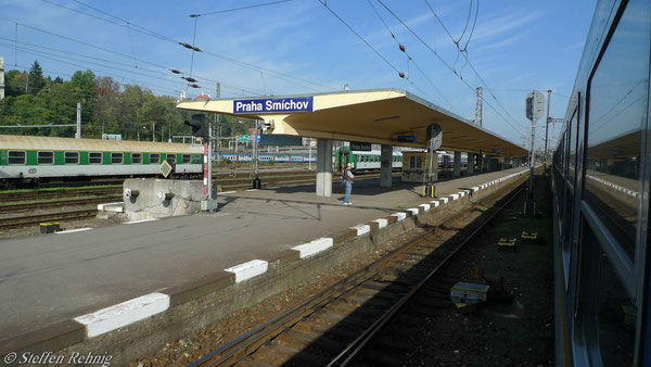 Letzter Halt vorm Endbahnhof