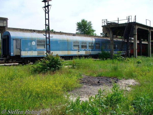 WRm 51 55 88-81 006-6 im ex. Bw/Depot Budapest Nyugati (2. Juni 2006)