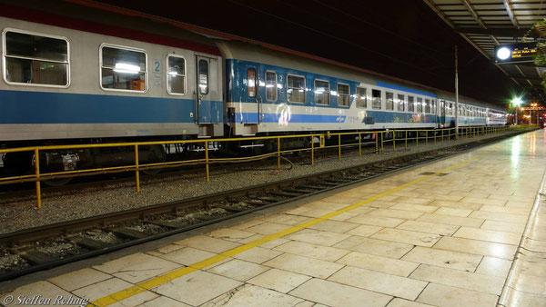 """D 296 """"Lisinski"""" in Zagreb"""