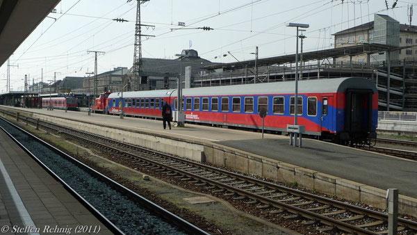 Nürnberg Hbf Gleis 4