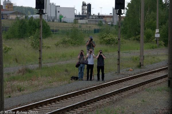 """""""Affenpyramiede"""" (Schmirchau 28.5.2011)"""
