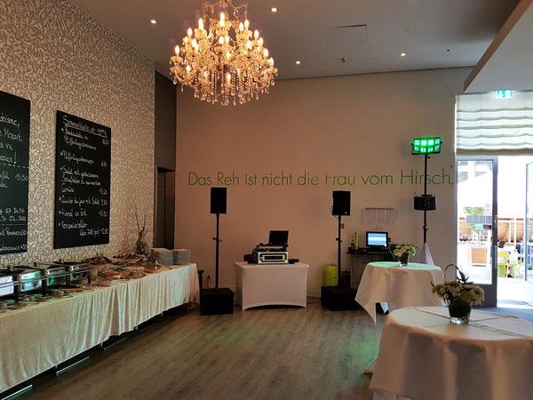 Discjcokey für Hochzeit - Bundeskunsthalle Bonn