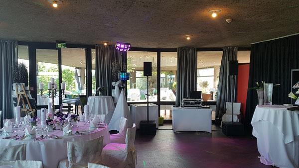 Discjcokey für Hochzeit - Godesburg bei Bonn