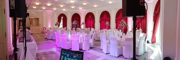 Hochzeits-DJ's im Redoute Bonn - Bad Godesberg
