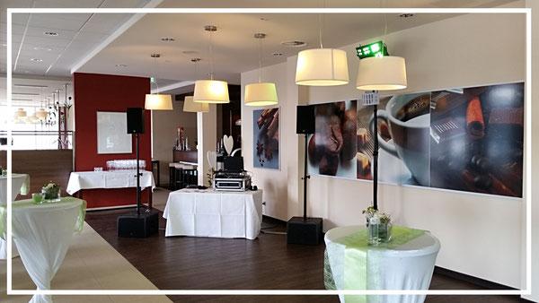 Professionelle DJ's für Ihre Hochzeit im Seehof Heimbach-Schwammenauel