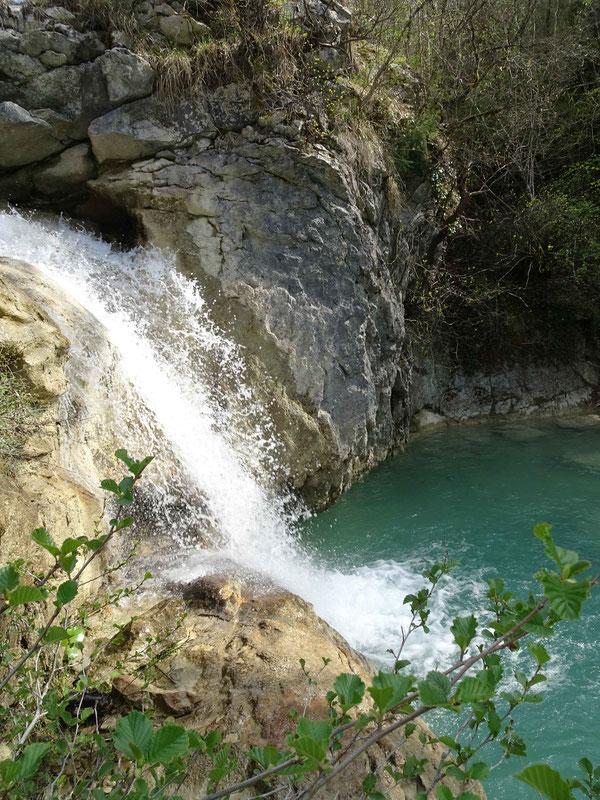 Wasserfall 6: Zelenscak
