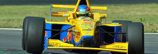 Nürburgring Formel 1 selber fahren