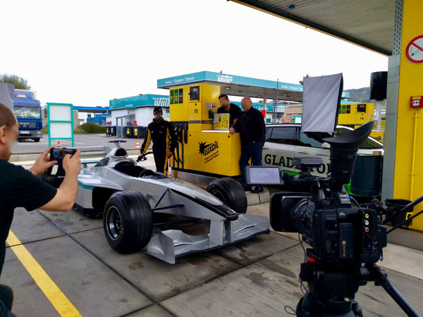 Oldtimer Formel 1 historischer alte Rennwagen mieten