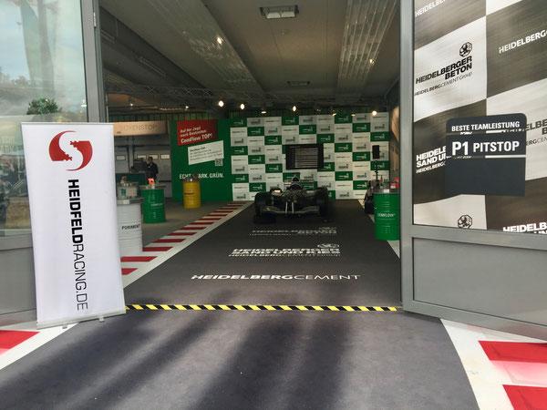 Motorsport Formel 1 Deko mieten