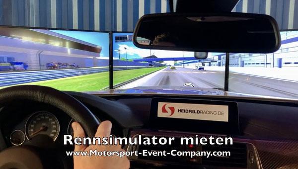Verhuur Simulator
