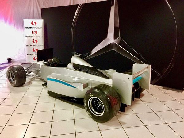 Huren Formule 1