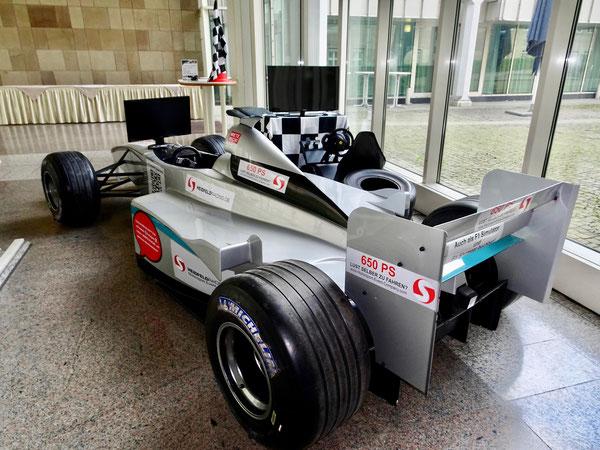 Rennsimulator mieten, Formula 1 Simulator rental rent, F1 Simulator hire