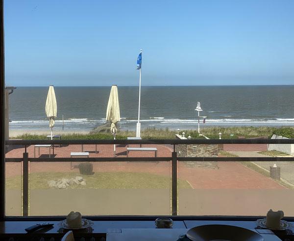 Ferienwohnung Wangerooge für bis zu 5 Personen, Nordseeblick teilweise bis Helgoland