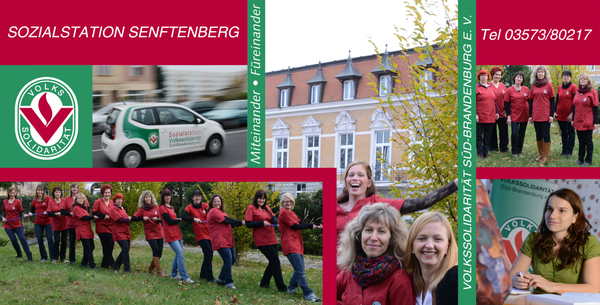 Pflegedienst / Sozialstation Senftenberg