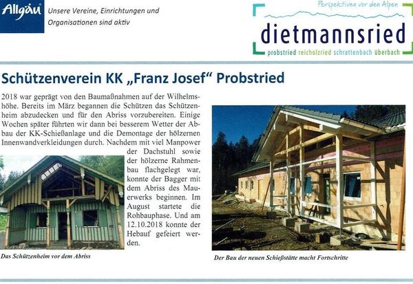 Quelle: Dietmannsrieder Gemeindeblatt