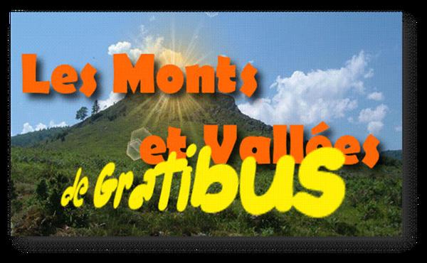 Affiche Monts et Vallées de Gratibus