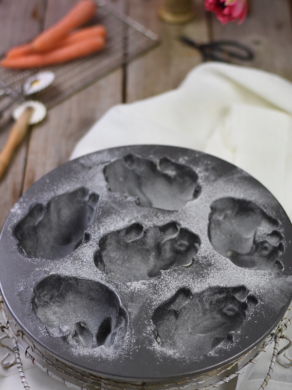 Möhren Häschen