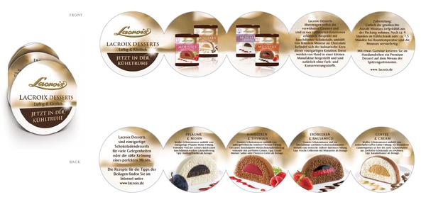 Lacroix - Mouse - französisch - Premium - Convenience - Kühlregal - Relaunch - hochwertig - Design - Packaging - DesignKis - 2009 - Verpackung