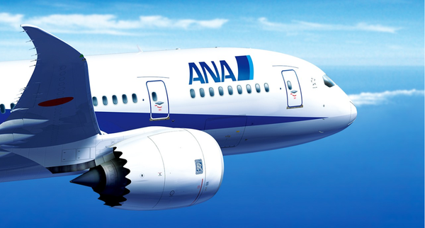 ANA deploys Boeing 787 'Dreamliners' on the route Narita-Dusseldorf  /  source: Boeing