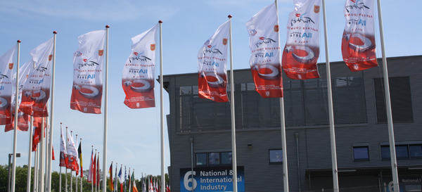 The cargo industry was also well represented at this year's ILA trade show  / source pictures: hs