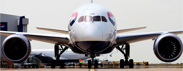 BA deploys a 787 Dreamliner on the Austin route  /  Source: BA