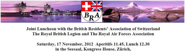 BRA/RBL joint luncheon