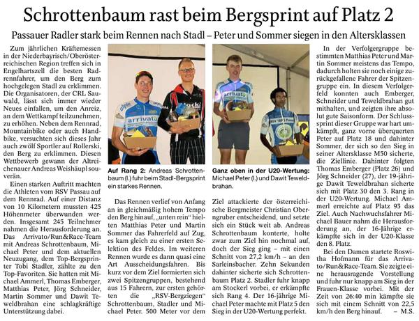 Quelle: Passauer Neue Presse 27.08.2018