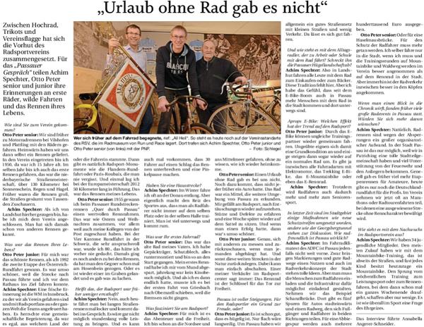 Quelle: Passauer Neue Presse 25.01.2020