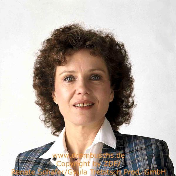 Witta Pohl spielte in allen 39 Folgen der Serie Vera Drombusch