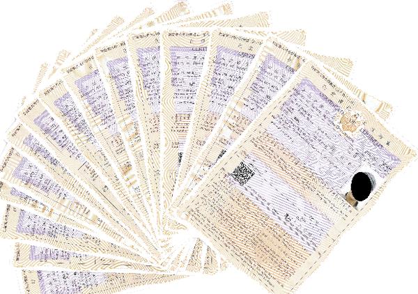 在留資格認定証明書,書き方,