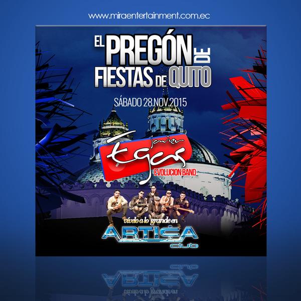 ARTICA CLUB FIESTAS DE QUITO 2015