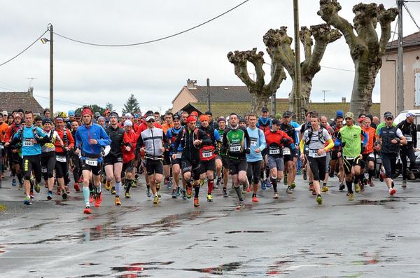 2014 Départ du Trail 251 partants