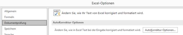 Excel Tipp 9: Durchschnittszeichen