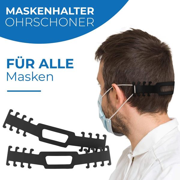 Ohrenschoner für Masken (Beispielbild)