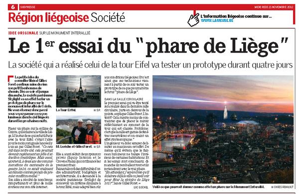 Phare de Liège © Chris RENAULT 2011