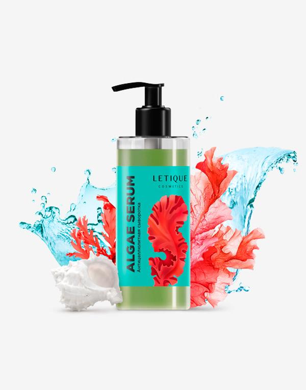 Body Cream Butter Jasmine-wild Strawberry - Körperbutter Kosmetikprodukt Letique Cosmetics