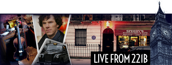 Live from 221B