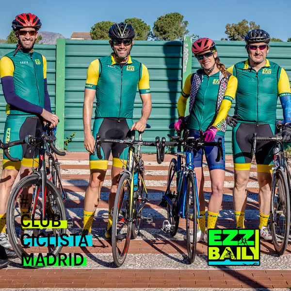 Club Ciclista en Madrid