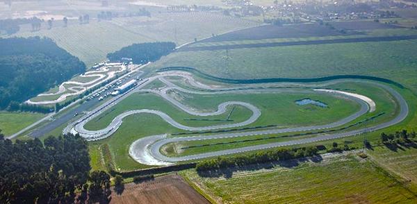 Spreewaldring Rennstrecke Formel 1 selber fahren