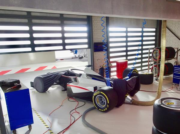 Formel 1 Rennwagen mieten