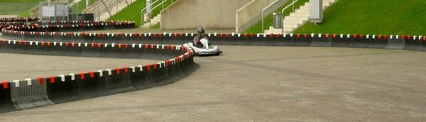 Mobile Kartbahn mieten, Go Kart Rennstrecke mieten
