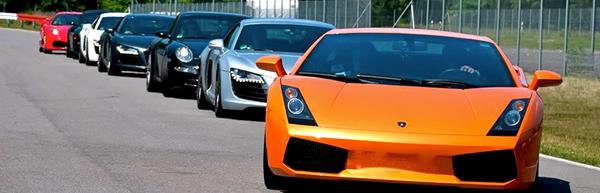 Sportwagen selber fahren Spreewaldring